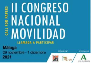 II Congreso Nacional de Movilidad