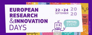 European Research and Innovation Days 2020